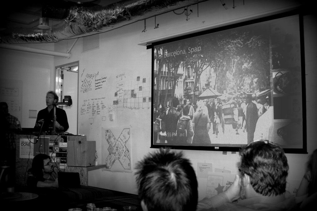 Mike Pell, Startup Weekend @ Microsoft