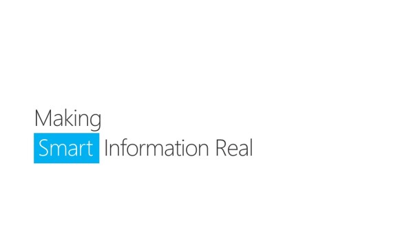 """Making Smart Information Real"" by Mike Pell"