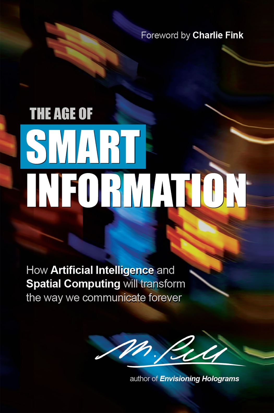TheAgeOfSmartInformation_MPell_cover_Amazon